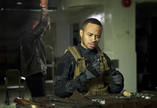 Eugene in Arrow